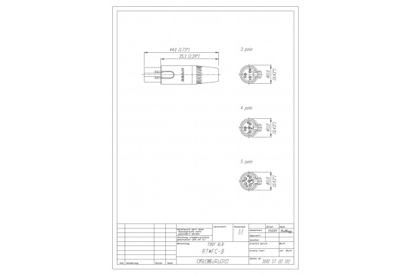 4 Pair Microphone Wiring Diagram