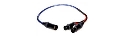 Balanced Y Splitter Cables